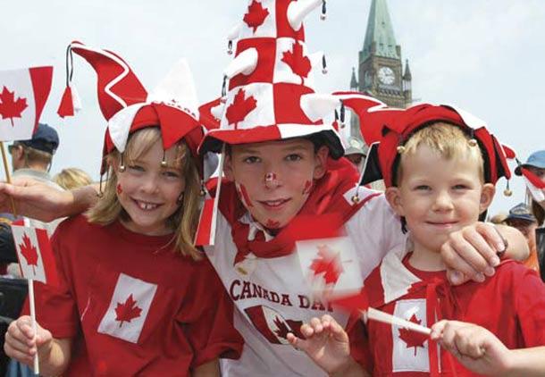 جشن تولد کانادا