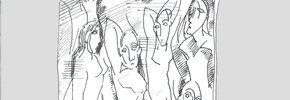 دوشیزگان آوینیون/ آسیه نظام شهیدی