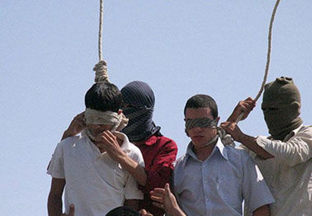 حکم اعدامی دیگر به اتهام واهی تعرض جنسی به همجنس
