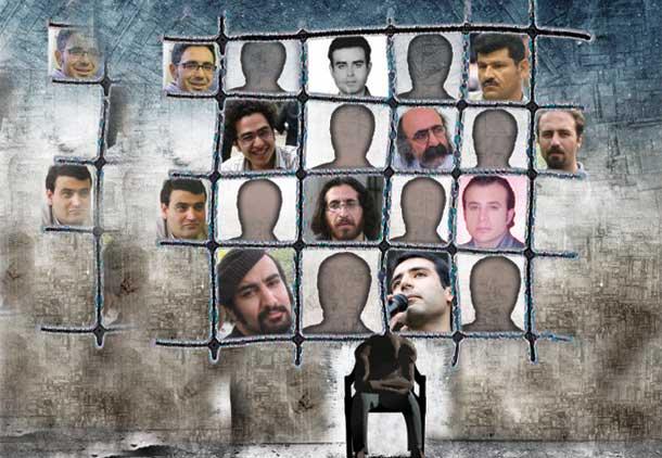 پایان سه هفته اعتصاب غذای زندانیان سیاسی اوین