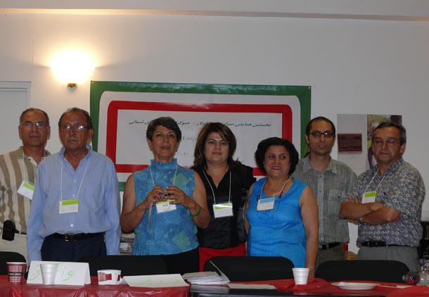 برگزاری اولین همایش سکولار دمکرات های آمریکای شمالی