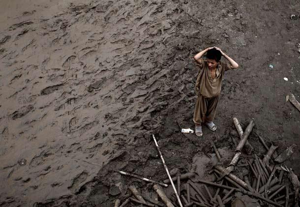 بیست میلیون سیل زده در پاکستان
