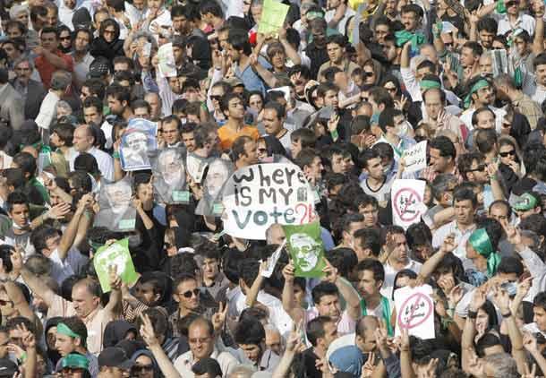 نگاهی به جنبش های درون ایران