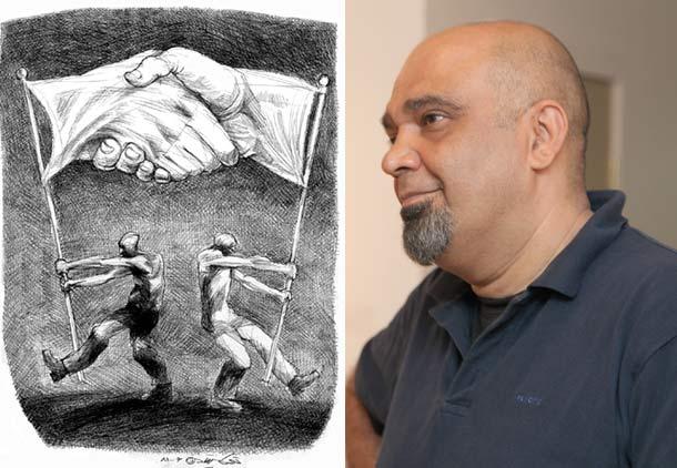 توکا در تورنتو:هنرمند تبعیدی نیستم/ آرش عزیزی