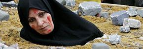 سنگسار در قرآن نیست، پس چرا سنگسار می کنند؟