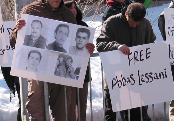 آذربایجانیها را آزاد کنید