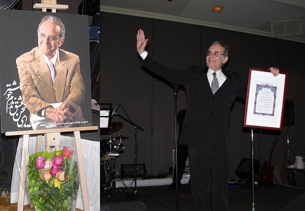 بزرگداشت فریدون فرهی، هنرمند مردمی، در تورنتو/ فرح طاهری