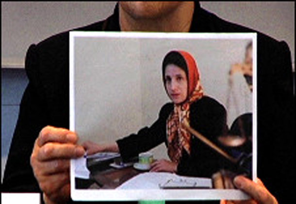 به کمک نسرین ستوده در زندان بشتابید