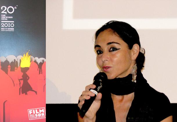 گفت وگوی شهروند با شیرین نشاط در جشنواره ی «فیلم جنوب» ـ اسلو/عباس شکری