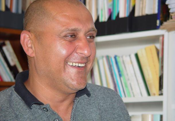 سهیل پارسا، نامزد جایزه سیمونویچ/ آرش عزیزی