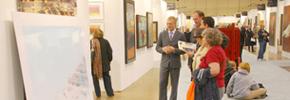 نمایشگاه بین المللی هنر در تورنتو/ آرش عزیزی