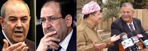 عراق، گامی بزرگ در جهت تشکیل دولت