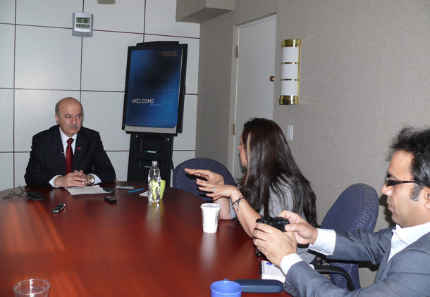 مریدی:  صدایمان را به گوش بانک های کانادایی برسانیم