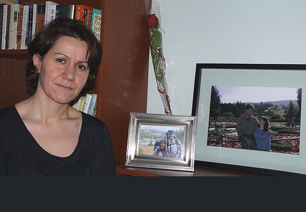 گفت وگو با زهره افتخاری همسر سعید ملک پور زندانی در بند