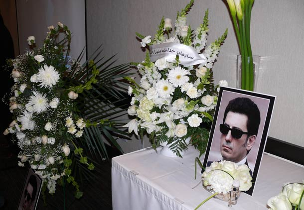 مراسم یادبود علیرضا پهلوی در تورنتو