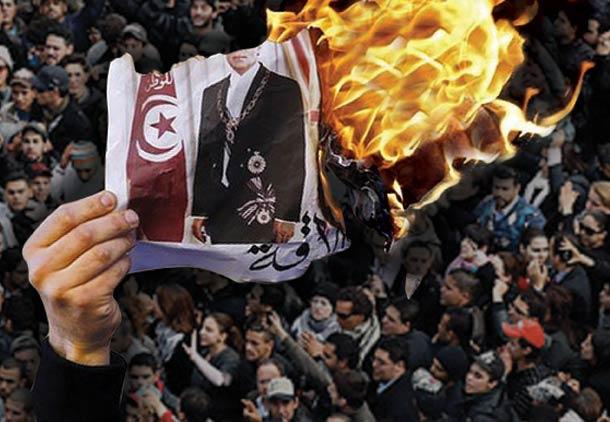 انقلاب تونس و انقلاب در ایران