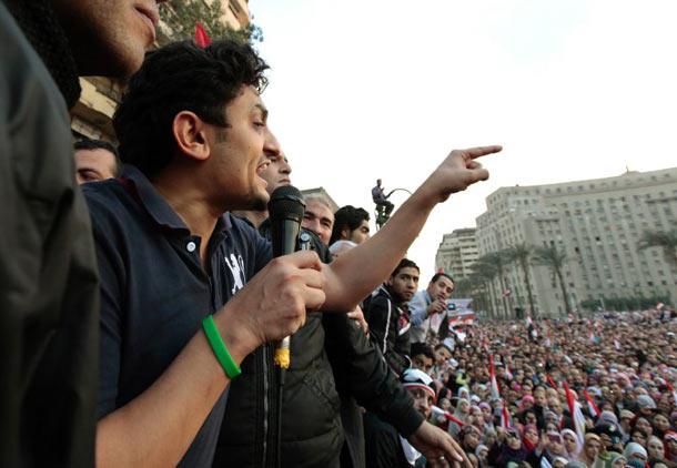 انقلاب مصر جهان عرب را در می نوردد/ فرد وستون/ ترجمه: آرش عزیزی