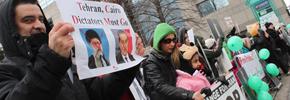 Organizing Tehranto: Tunisia, Tahrir, Tehran – Solidarity with Iran