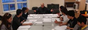 Staging Tehranto: Parsa Enters Stage Left