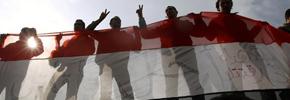 چرا جنبش مصر فراگیر شد و انقلاب ایران نشد/ محمد برقعی