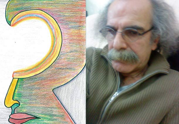 با آرش اسلامی؛ شاعر، نقاش و مجسمه ساز/ عباس شکری
