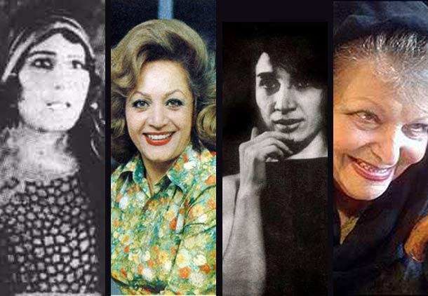 چهار زن پیشگام در سینما و تئاتر/عارف محمدی