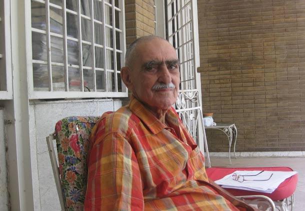 در سوگ استاد ایرج افشار؛ کسی که قلبش به عشق ایران می تپید/ حسن گل محمدی