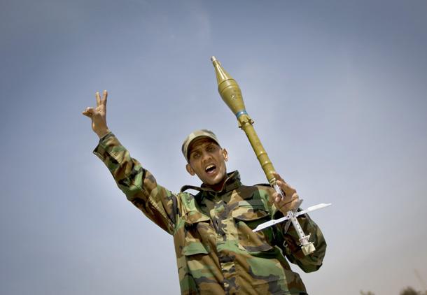 مشاهدات پویان طباطبائی از خط اول درگیری ها در لیبی