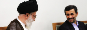 مشکل آقای خامنه ای در سرکوب باند احمدی نژاد/ محمد برقعی