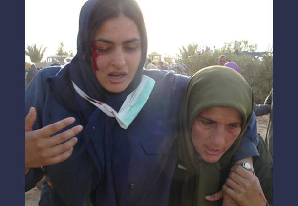 اعتراض ها به حمله وحشیانه به اردوگاه اشرف