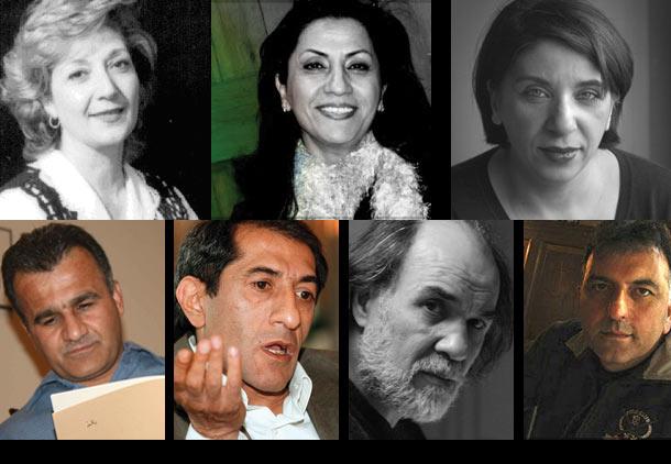 انتخاب اعضای هیئت دبیران خانه آزادی بیان