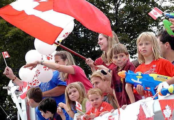 کانادا چگونه متولد شد؟/ آرش عزیزی