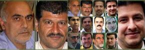 ادامه اعتصاب غذای زندانیان بند ۳۵۰ اوین