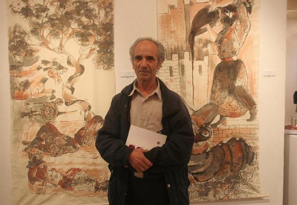 """استاد """"عربعلی شروه"""" عاشق ایران، ایرانی و بشریت بود"""