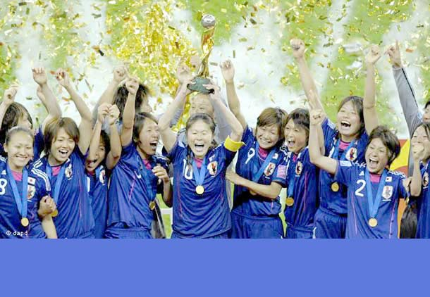 ژاپن؛ حماسه ساز جام جهانی فوتبال زنان/ علی شریفیان