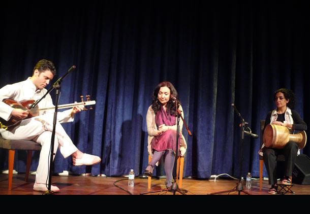 افتتاح غیررسمی بنیاد پریا با حضور مهسا وحدت