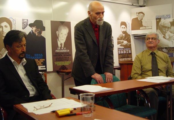 انجمن قلم آذربایجان جنوبی (ایران) در تبعید تأسیس شد/ گزارش: لیلا مجتهدی