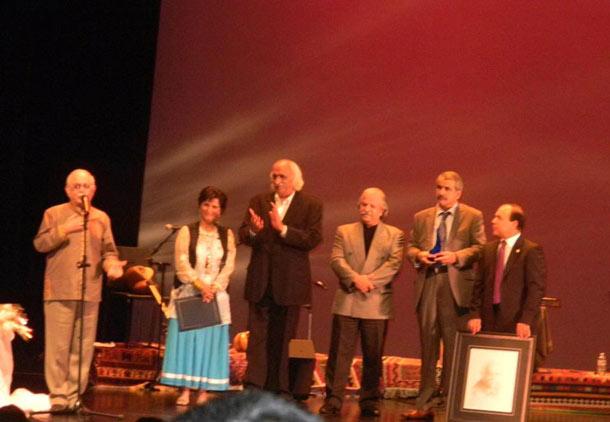 بزرگداشت استاد ناصر مسعودی در تورنتو