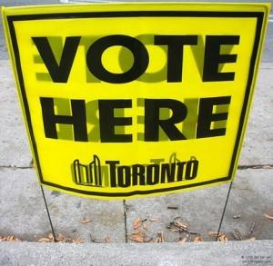 انتخابات انتاریو