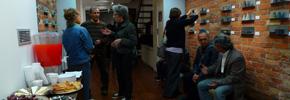 Mapping Tehranto: Queen Gallery
