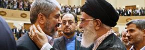 وتوی رهبر ایران علیه کشور فلسطین/یوسف عزیزی بنی طرف