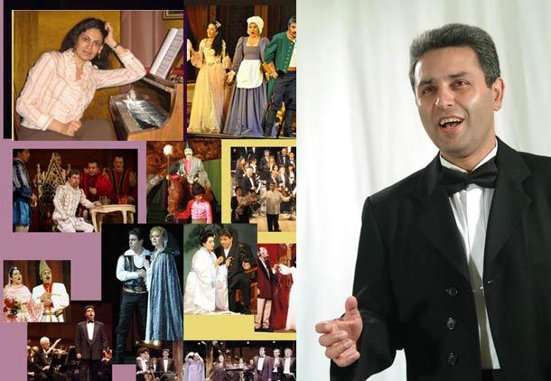 گفت وگو با حسن انعامی خواننده اپرا و هنرمند برجسته ی جهانی/ شهلا اعتمادزاده جمال