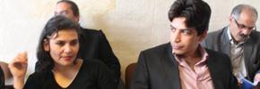 """گفت وگو با نمایندگان """"انجمن حمایت از پناه جویان"""" ترکیه/ علی صدیقی"""