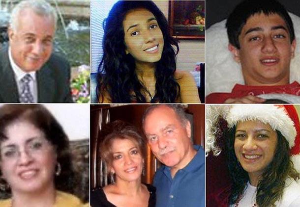 یک ایرانی اعضای خانواده و بستگان خود را در تگزاس کشت