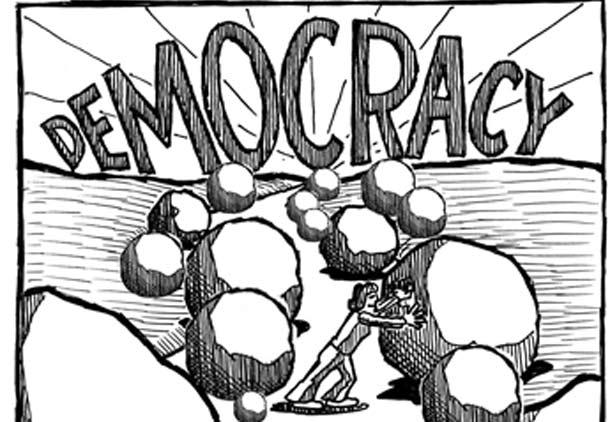 فرهنگ خشونت، تهمت و انتقام جویی با دموکراسی همخوانی ندارد/فریده جلائی فر