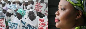 زنان جهان دیگر گدایی صلح نمیکنند/ برگردان: عباس شکری