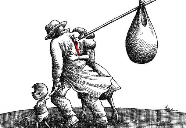 تبعید و آوارگی ـ۴ /عزت مصلی نژاد