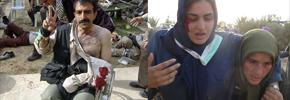 دفاع از ساکنان بی سلاح کمپ اشرف  /مینو همیلی