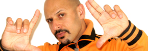 At Home with Minivan Dad Maz Jobrani