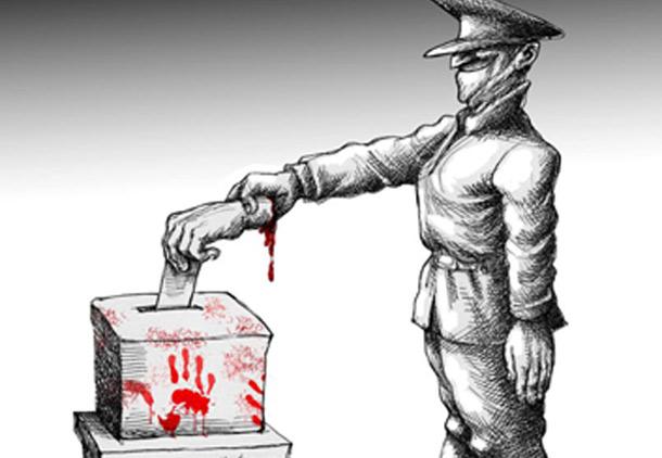 قانون انتخا- باد مجلس شور سلامی(۱)/اسد مذنبی